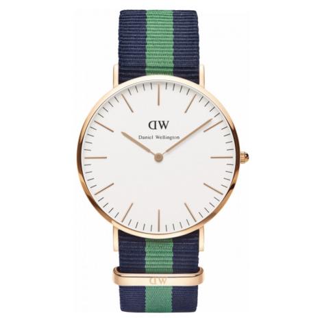 Daniel Wellington Classic 40 Warwick RG White Watch DW00100005
