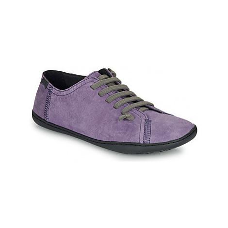 Camper Peu Cami women's Shoes (Trainers) in Purple