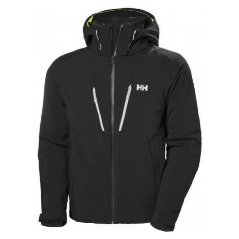 Helly Hansen LIGHTNING JACKET black - Men's ski/snowboard jacket