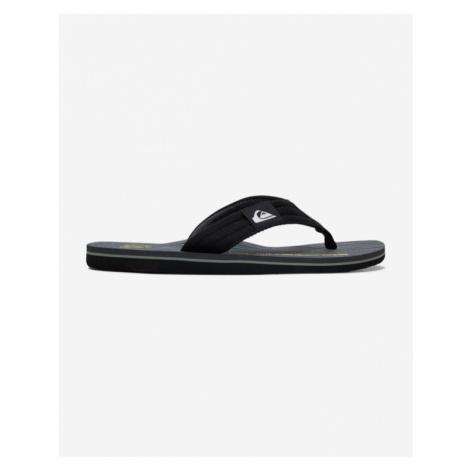 Quiksilver Molokai Layback Flip-flops Black