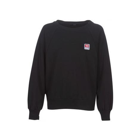 Diesel HENNY women's Sweatshirt in Black