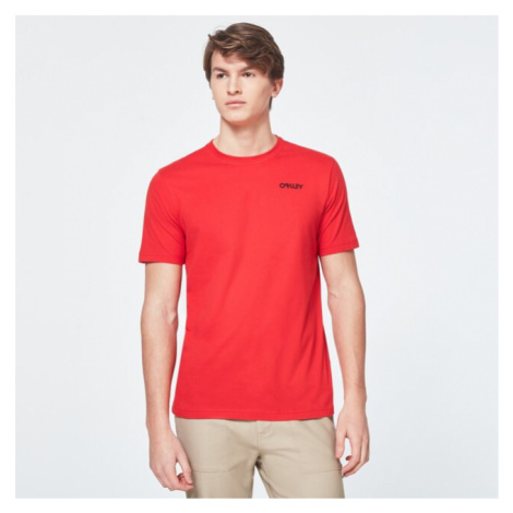 Oakley Men's Red Back Ad Heritage Tee