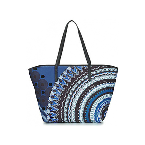 Desigual BLUE FRIEND SICILIA women's Shopper bag in Black