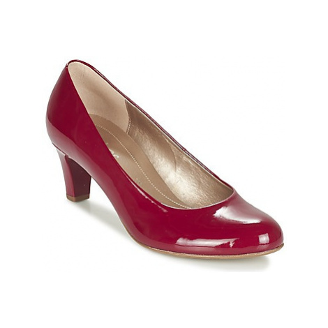 Gabor ROUGETTE women's Court Shoes in Red