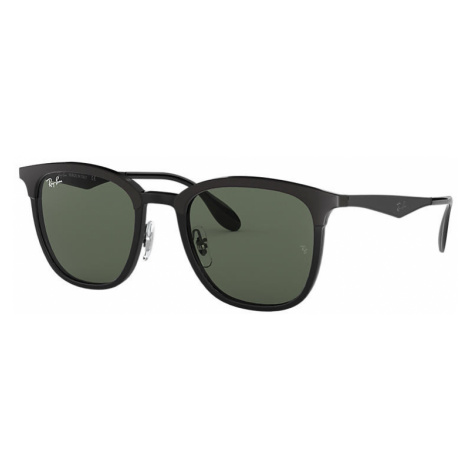 Ray-Ban Rb4278 Unisex Sunglasses Lenses: Green, Frame: Black - RB4278 628271 51-21