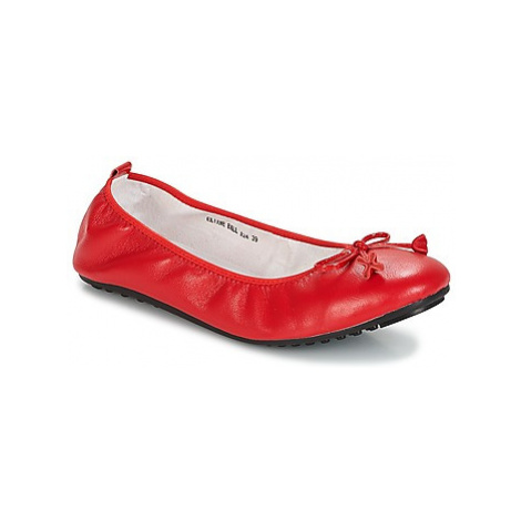 Mac Douglas ELIANE women's Shoes (Pumps / Ballerinas) in Red