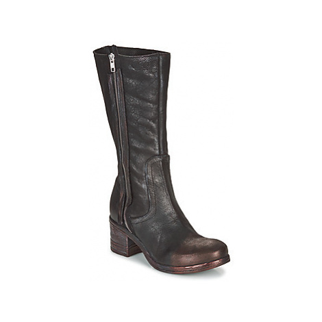 Papucei TEONA BLACK women's High Boots in Black