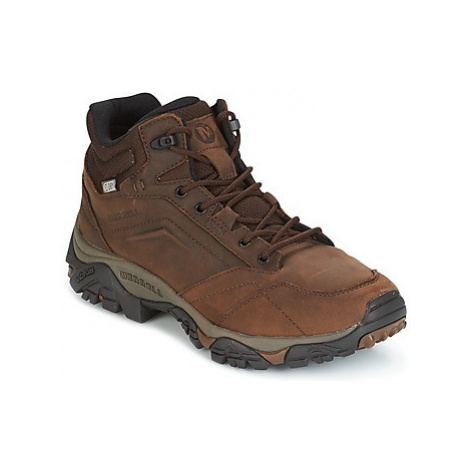 Merrell MOAB VENTURE MID WTPF men's Mid Boots in Brown
