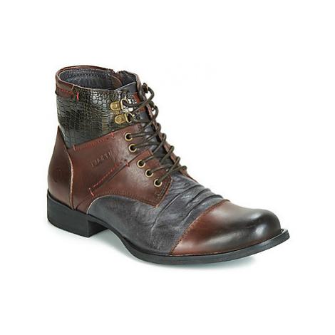 Kdopa ANTIGONE men's Mid Boots in Brown