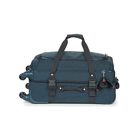 Kipling CYRAH M men's Soft Suitcase in Blue