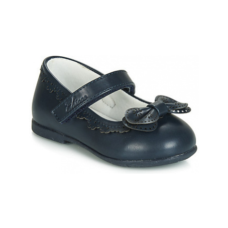 Chicco CINELLA girls's Children's Shoes (Pumps / Ballerinas) in Blue