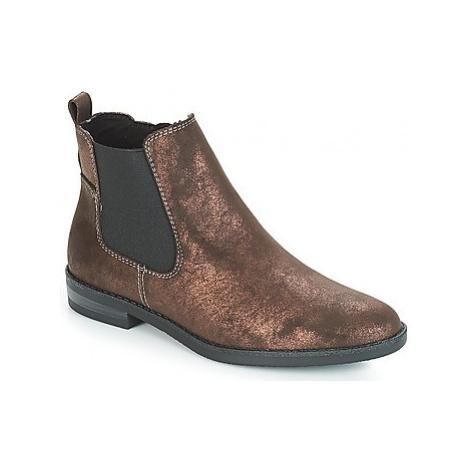 Tamaris ALIYA women's Mid Boots in Brown