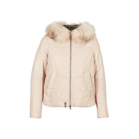 Oakwood 62479 women's Jacket in Beige