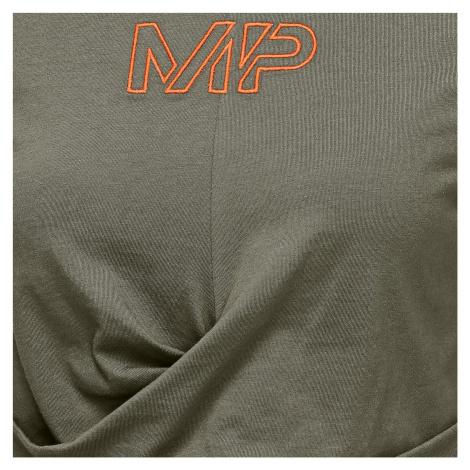 MP Women's Rest Day Women's Twist Front T-Shirt - Avocado Myprotein