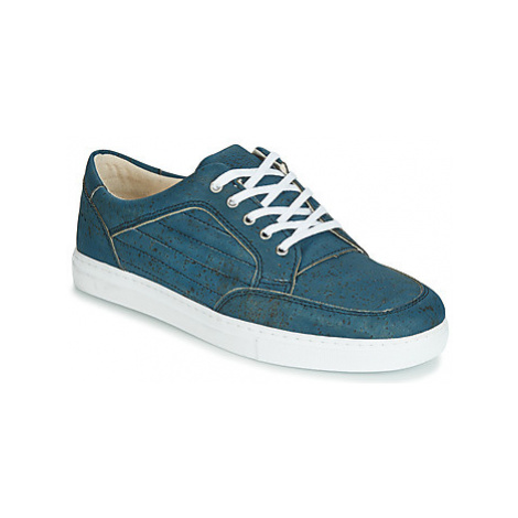Dream in Green JAKAUREL men's Shoes (Trainers) in Blue