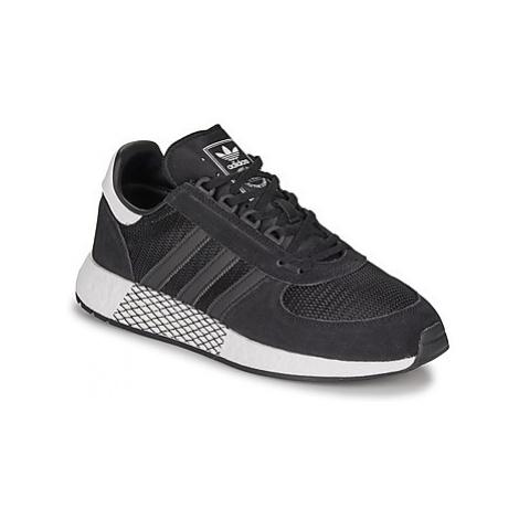 Adidas MARATHON TECH men's Shoes (Trainers) in Black