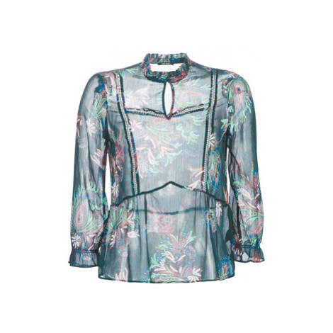 One Step CARTER women's Blouse in Green