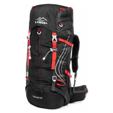 Loap TREKKER 65 black - Hiking backpack