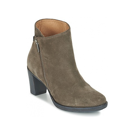 PLDM by Palladium SIEMA SUD women's Low Ankle Boots in Brown