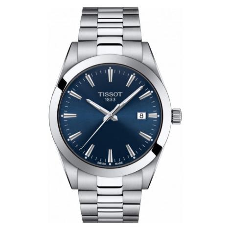Tissot Gentleman Watch T1274101104100