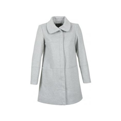 Vila VIMARRY women's Coat in Grey
