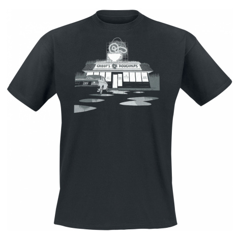 The Umbrella Academy - Griddy´s Donuts - T-Shirt - black