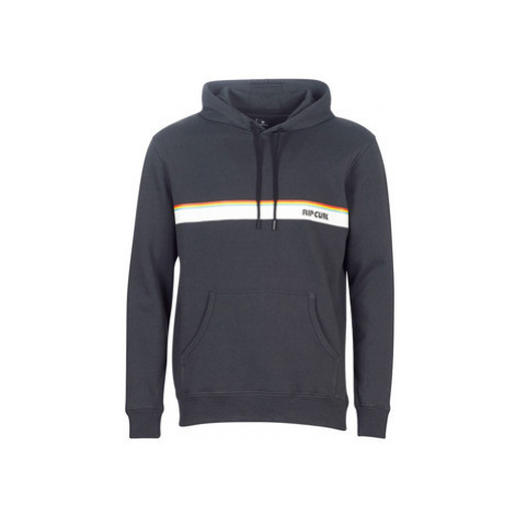 Rip Curl MAMA SKYLINE FLEECE men's Sweatshirt in Grey