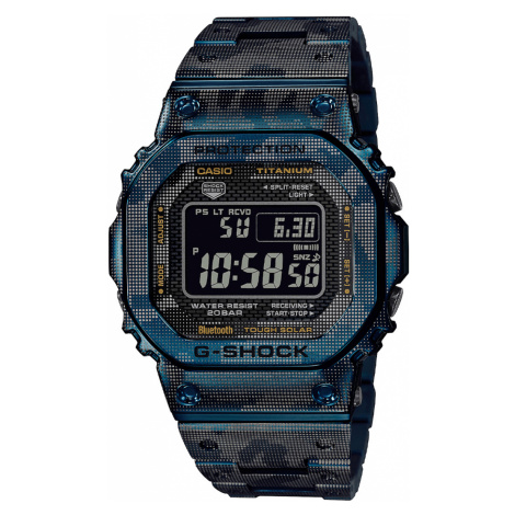 G-Shock Watch Full Metal Titanium Smart Watch Limited Edition Casio