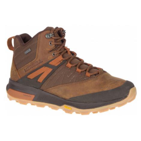 Merrell ZION MID WP - Men's outdoor shoes