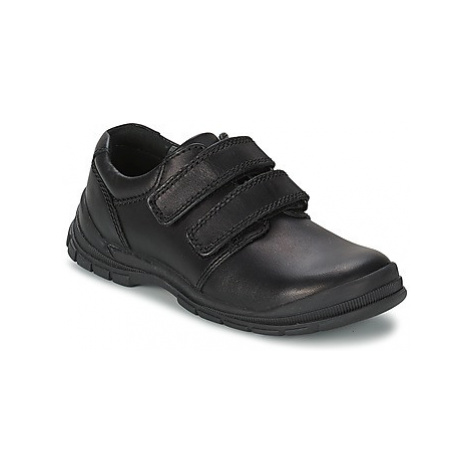 Start Rite ENGINEER boys's Children's Shoes (Trainers) in Black