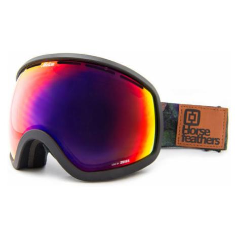 Horsefeathers CHIEF GOGGLES black - Men's downhill ski goggles