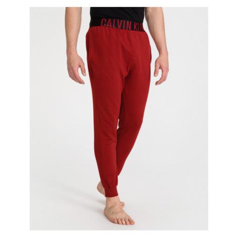 Calvin Klein Sleeping pants Red
