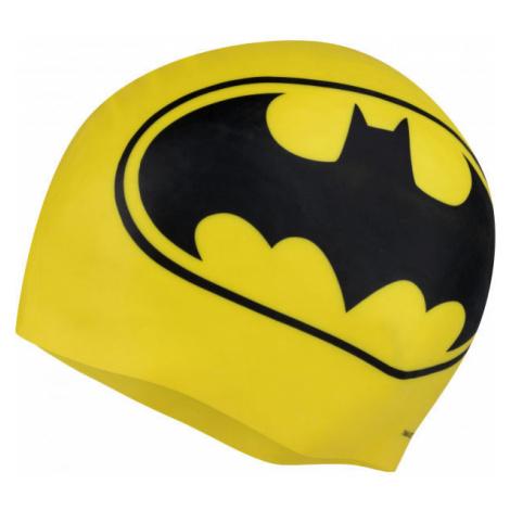 Warner Bros ALI yellow - Swimming cap