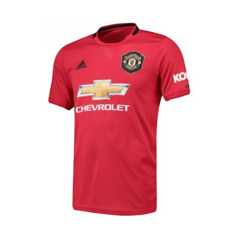 Manchester United Home Shirt 2019 - 20 Adidas