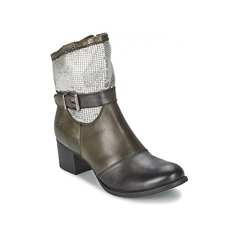 Kdopa PENY women's Low Ankle Boots in Black
