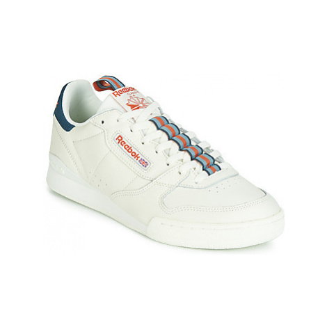 Reebok Classic PHASE 1 MU men's Shoes (Trainers) in White