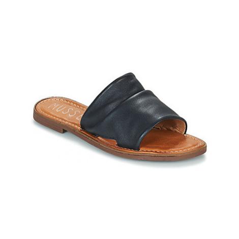 Musse Cloud KENNICE women's Mules / Casual Shoes in Black Musse & Cloud