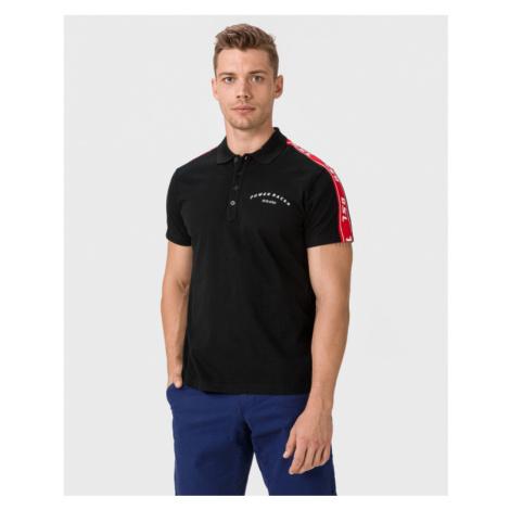 Diesel T-Gorou Polo t-shirt Black