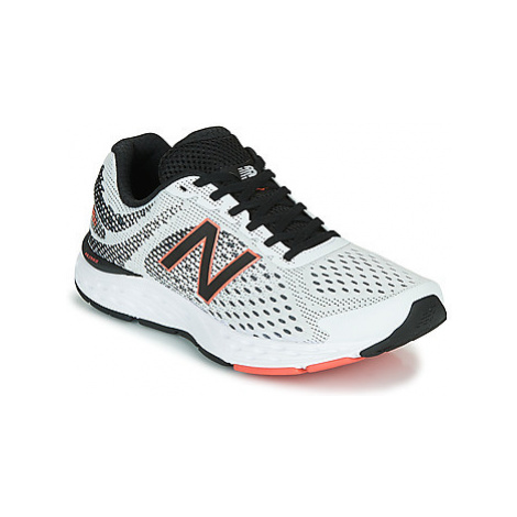 New Balance 680 men's Shoes (Trainers) in White