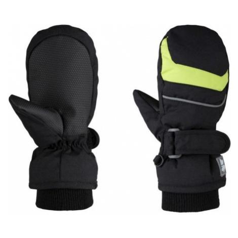 Loap RAFKO green - Kids' mittens