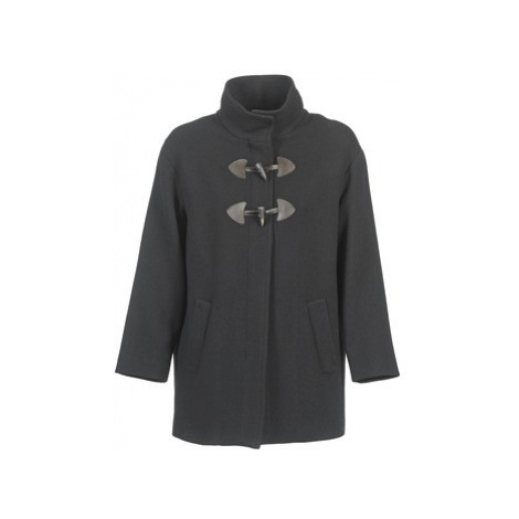 Benetton DILO women's Coat in Black United Colors of Benetton
