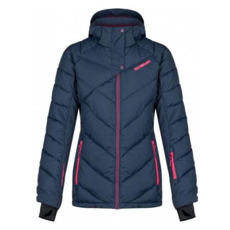 Loap ODETTE dark blue - Women's skiing jacket