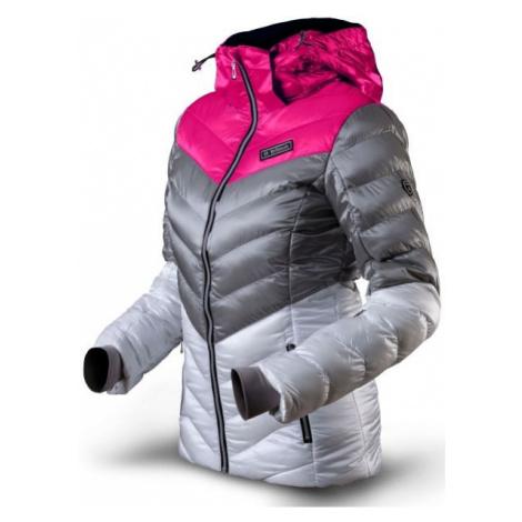 TRIMM SUPRA pink - Women's ski jacket