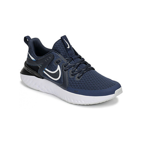 Nike LEGEND REACT 2 men's Running Trainers in Blue