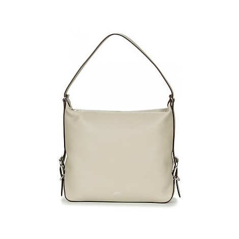 Lauren Ralph Lauren CORNWALL HOBO women's Shoulder Bag in Beige