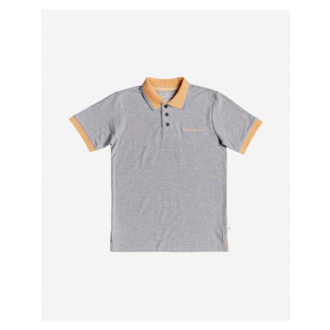 Quiksilver Kentin Kids Polo Shirt Grey