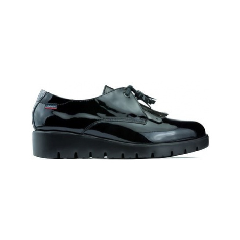 CallagHan Moccasins HAMAN SOFT LAC women's Loafers / Casual Shoes in Black