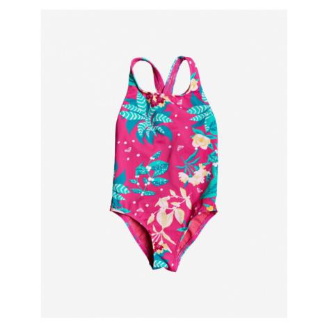 Roxy Magical Sea Kids Swimsuit Pink