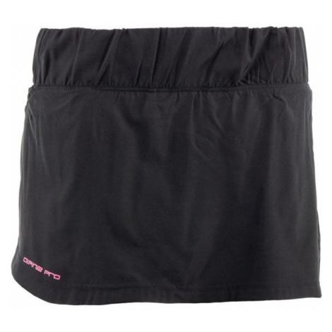 ALPINE PRO ISA 2 black - Women's skirt
