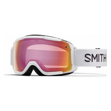 Smith GROM white - Kids' ski goggles
